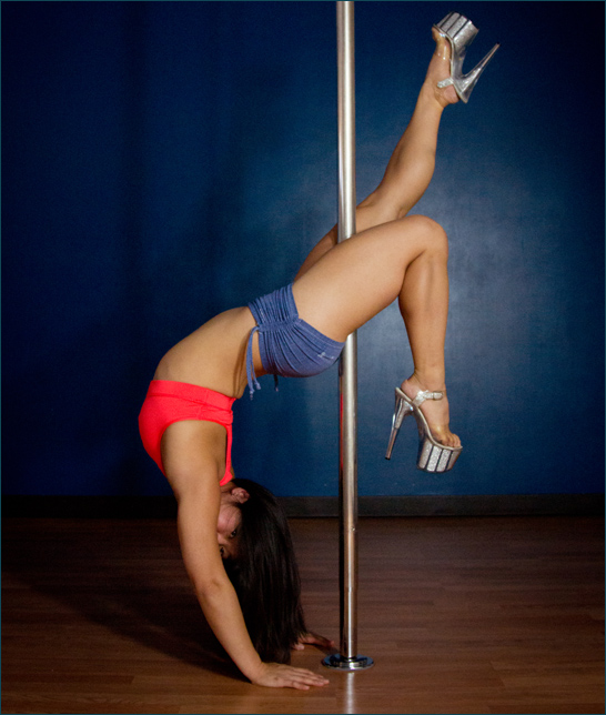 Strength and Conditioning Inversion Pole Dacing