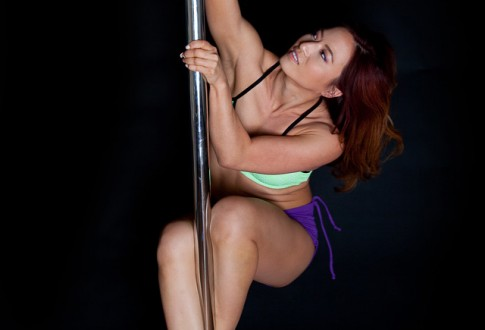 Next Intro to Pole Workshop - Friday May 6, 2016 @ 6pm!