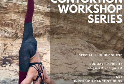 Jenny's 2 Cents, Video Shoot Services, and Contortion Workshop