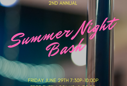 2nd Summer Night Bash, New Inversion Branded Tops, and New Video!