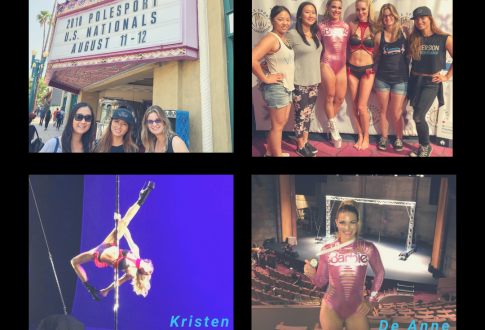 Pole Goals That Will Up Your Pole Game, Inversion's Outing Recap & Congrats De Anne, and New Video!