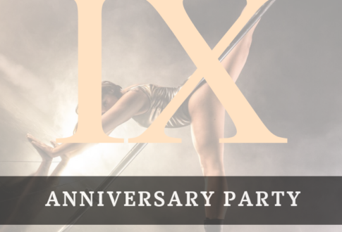 A History of Our Logos, Anniversary Party, New Tutorial