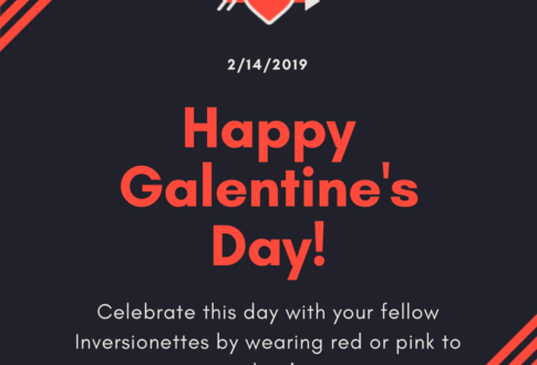 Galentine's Day, Valentine's Workshop Recap, Invert Prep Tutorial