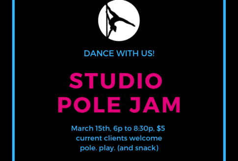 Studio Pole Jam, Competition Team, PoleFix