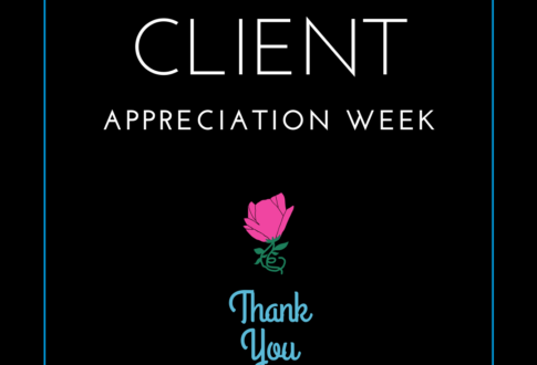 Client Appreciation Week begins this Sunday!
