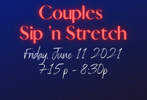 Couples Sip 'n Stretch